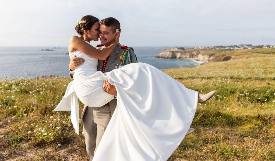 Le mariage de Gauthier et Madeleine à Saint-Renan, Finistère