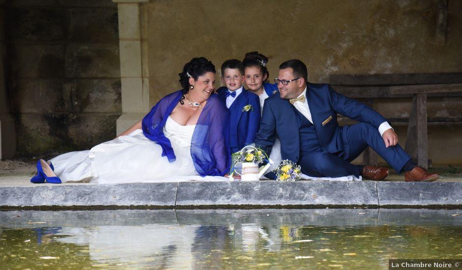 Le mariage de Romain et Angélique à Les Rosiers-sur-Loire, Maine et Loire