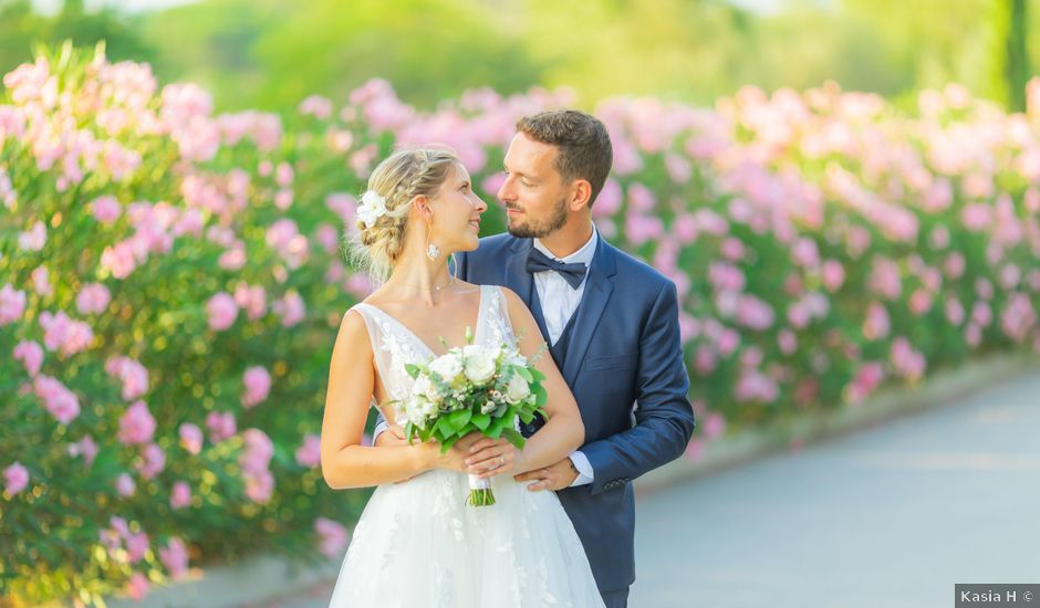 Le mariage de Victor et Emy à Grasse, Alpes-Maritimes