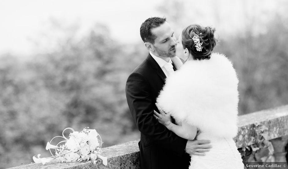 Le mariage de Johann et Hélène à Lavaur, Tarn
