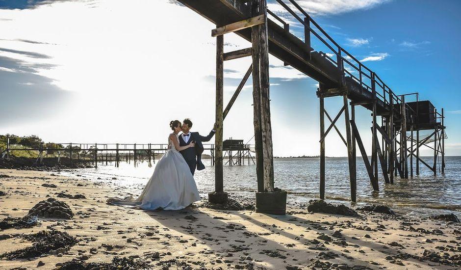 Le mariage de Romain et Sandra à La Rochelle, Charente Maritime