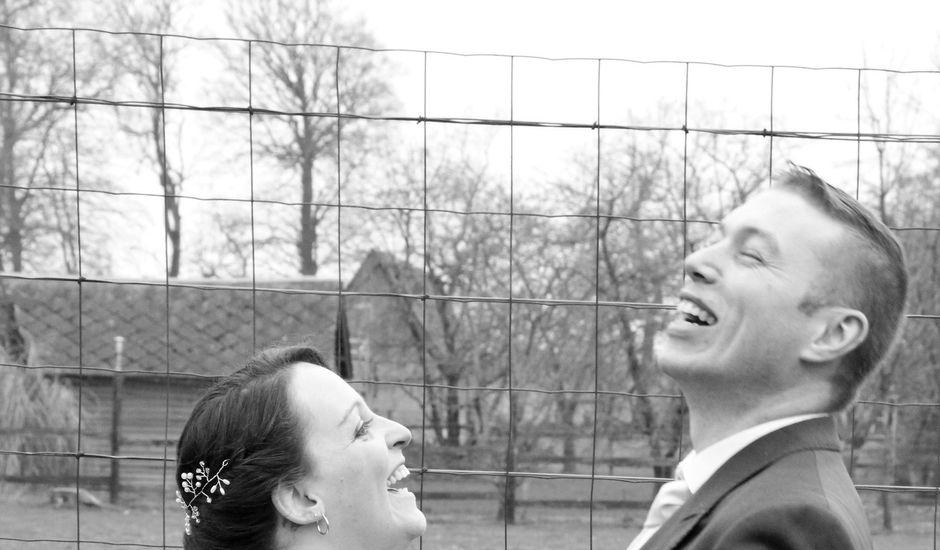 Le mariage de Chris et Gwen à Yerville, Seine-Maritime