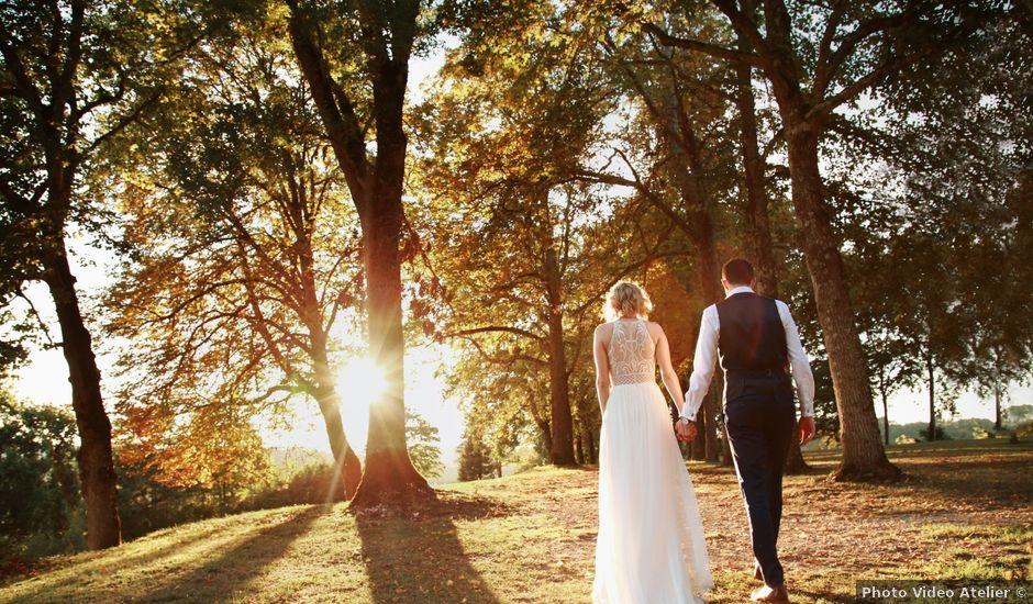 Le mariage de Arnaud et Ciara à Sarlat-la-Canéda, Dordogne