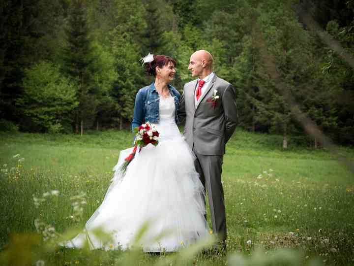 Le mariage de Gaëlle et Mickaël