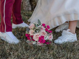 Le mariage de Valérie et Maëva 1
