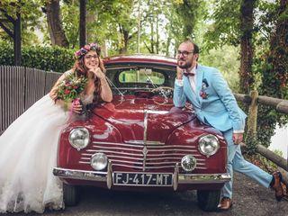 Le mariage de Sandra et Sébastien