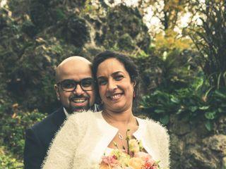 Le mariage de Gladys et Mohamed 1