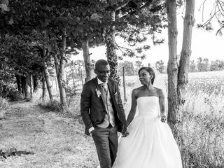 Le mariage de Maggali et Jacques