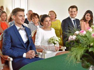 Le mariage de Alison et Olivier 1