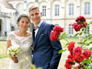 Le mariage de Alison et Olivier