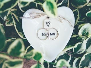 Le mariage de Morgane et Thomas 1