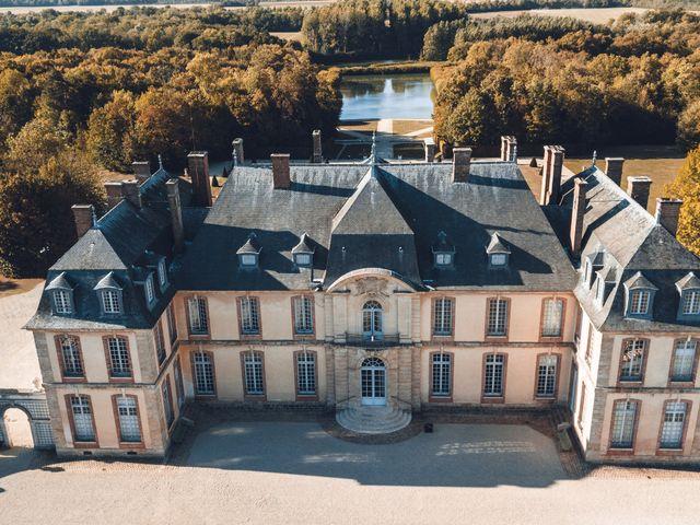 Le mariage de Mickael et Cyndie à Nogent-sur-Seine, Aube 1