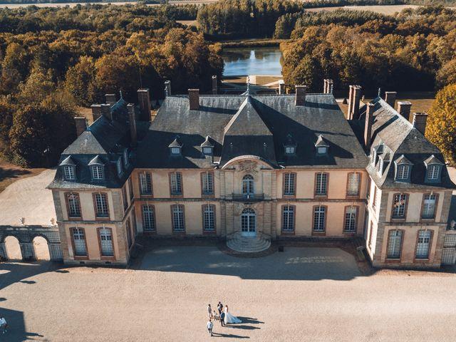 Le mariage de Mickael et Cyndie à Nogent-sur-Seine, Aube 2