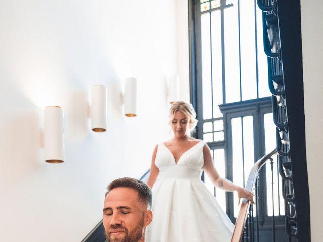 Le mariage de Mickael et Cyndie à Nogent-sur-Seine, Aube 56