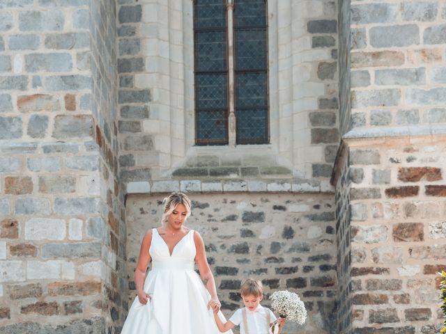 Le mariage de Mickael et Cyndie à Nogent-sur-Seine, Aube 74