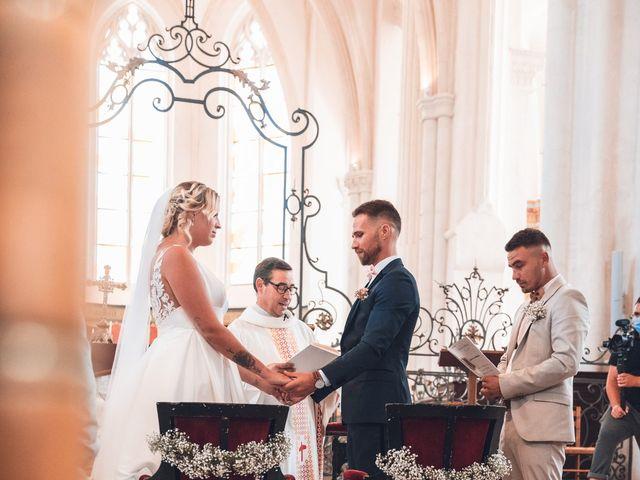 Le mariage de Mickael et Cyndie à Nogent-sur-Seine, Aube 92