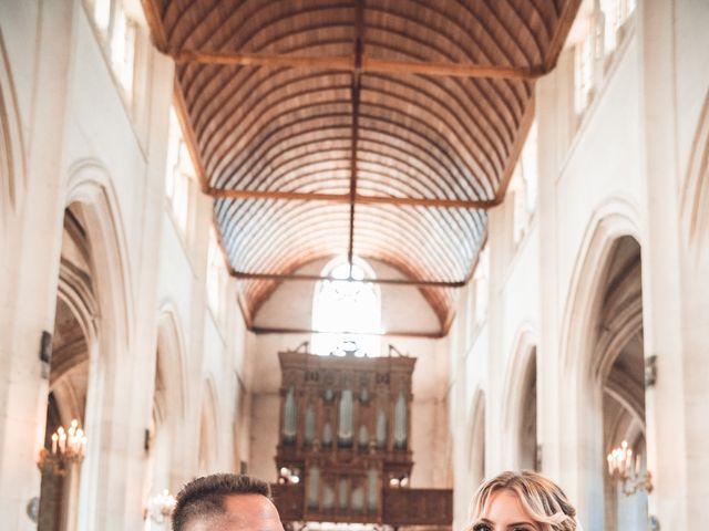 Le mariage de Mickael et Cyndie à Nogent-sur-Seine, Aube 96