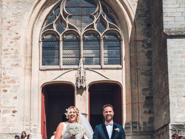Le mariage de Mickael et Cyndie à Nogent-sur-Seine, Aube 103
