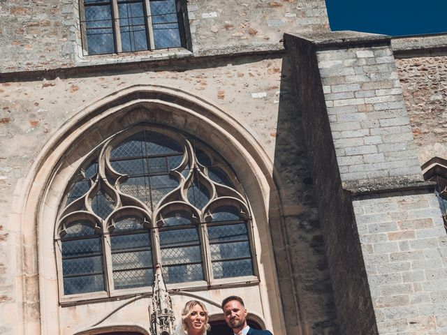 Le mariage de Mickael et Cyndie à Nogent-sur-Seine, Aube 108