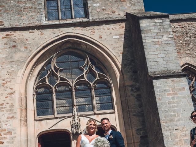 Le mariage de Mickael et Cyndie à Nogent-sur-Seine, Aube 109