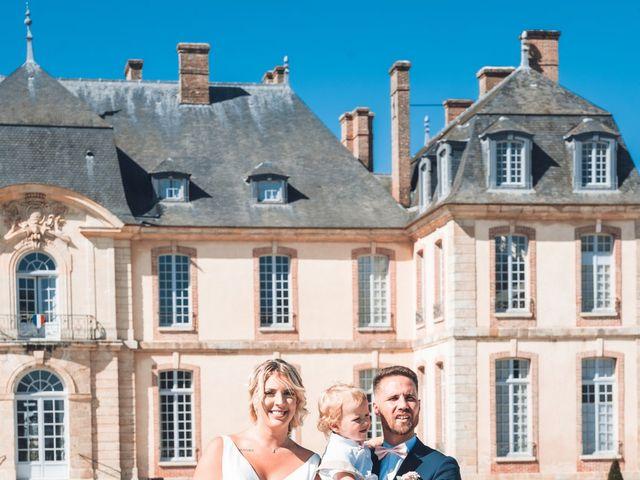 Le mariage de Mickael et Cyndie à Nogent-sur-Seine, Aube 116