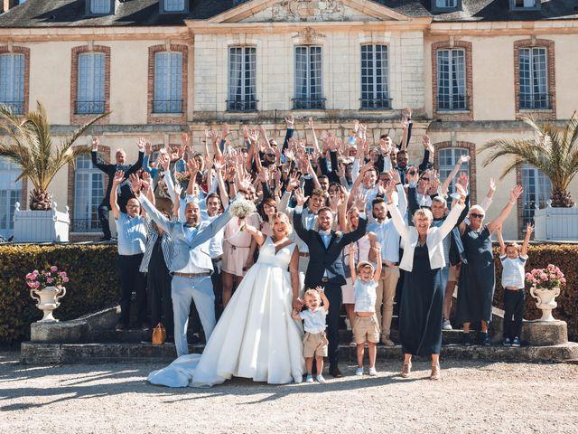 Le mariage de Mickael et Cyndie à Nogent-sur-Seine, Aube 117