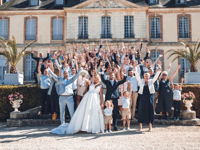 Le mariage de Mickael et Cyndie à Nogent-sur-Seine, Aube 118
