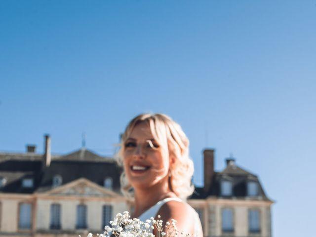 Le mariage de Mickael et Cyndie à Nogent-sur-Seine, Aube 123