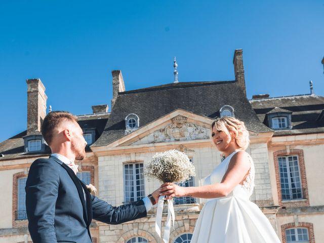 Le mariage de Mickael et Cyndie à Nogent-sur-Seine, Aube 130