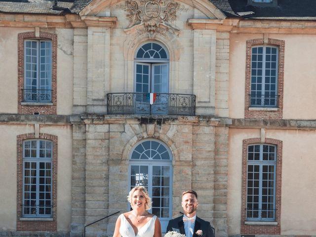 Le mariage de Mickael et Cyndie à Nogent-sur-Seine, Aube 134
