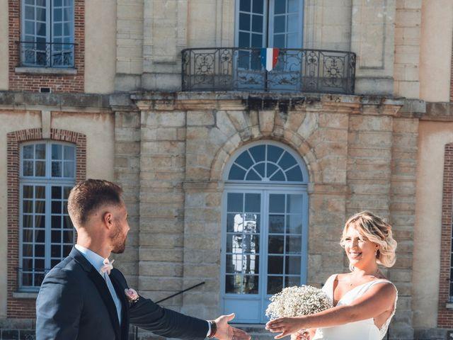 Le mariage de Mickael et Cyndie à Nogent-sur-Seine, Aube 135