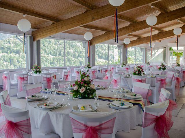 Le mariage de Maëva et Valérie à Arvillard, Savoie 4