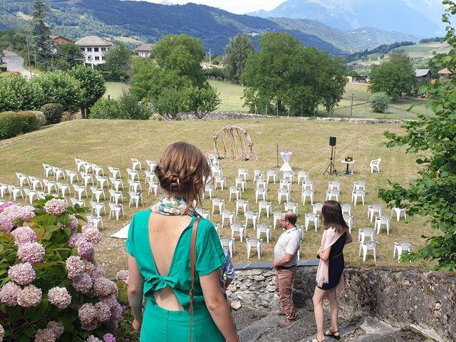 Le mariage de Maëva et Valérie à Arvillard, Savoie 11