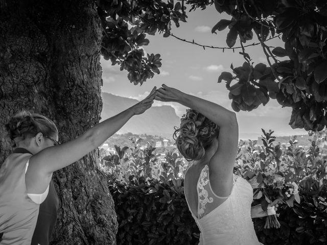 Le mariage de Maëva et Valérie à Arvillard, Savoie 15