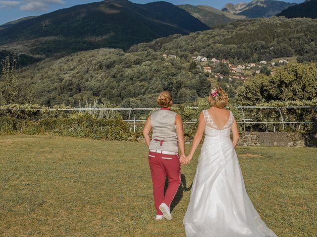 Le mariage de Valérie et Maëva