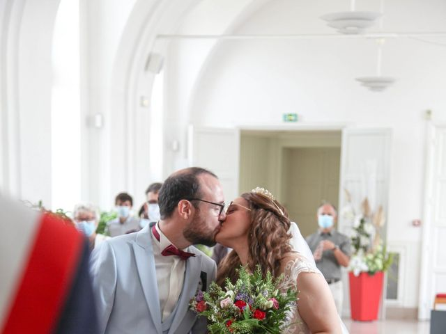 Le mariage de Sébastien et Sandra à Champigny-sur-Marne, Val-de-Marne 25