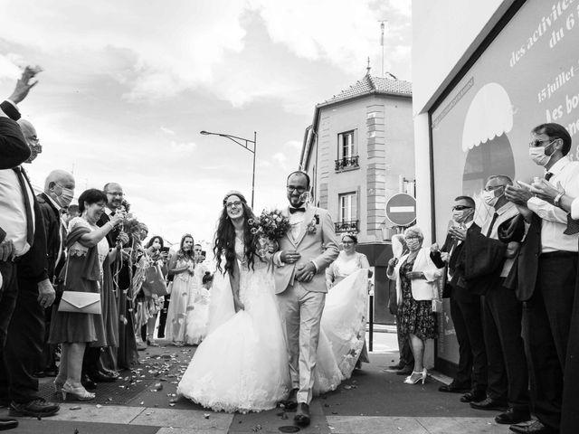 Le mariage de Sébastien et Sandra à Champigny-sur-Marne, Val-de-Marne 26
