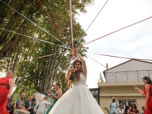 Le mariage de Sébastien et Sandra à Champigny-sur-Marne, Val-de-Marne 56