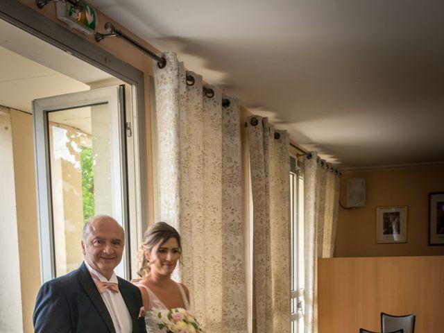 Le mariage de Paul et Floriane à Saint-Pathus, Seine-et-Marne 16