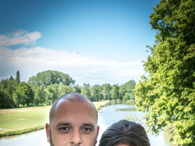 Le mariage de Paul et Floriane à Saint-Pathus, Seine-et-Marne 33