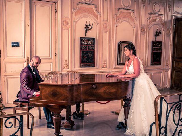 Le mariage de Floriane et Paul
