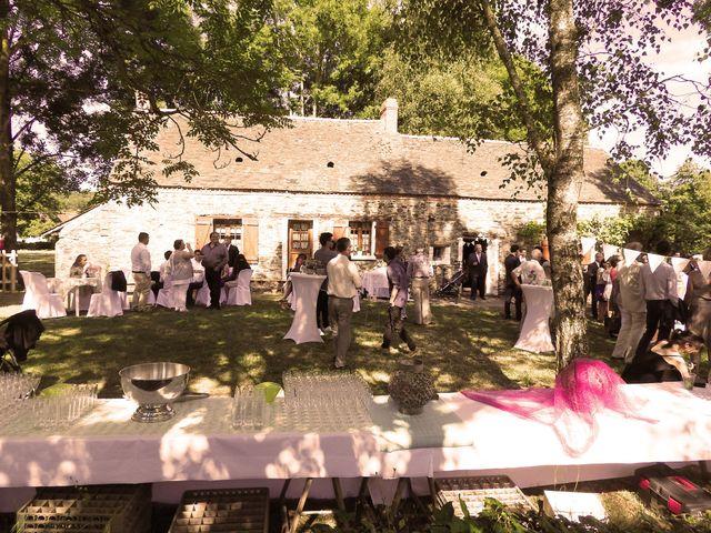 Le mariage de Matthieu et Anne Charlotte à Bouillé-Ménard, Maine et Loire 15