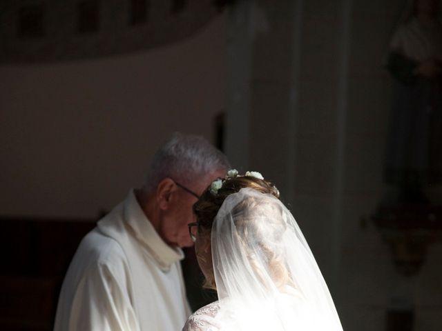 Le mariage de Matthieu et Anne Charlotte à Bouillé-Ménard, Maine et Loire 19