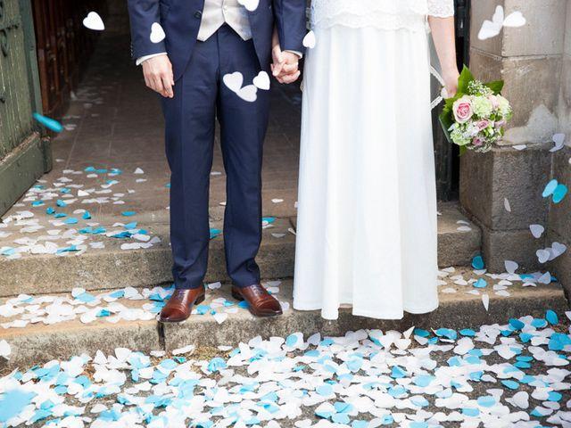 Le mariage de Matthieu et Anne Charlotte à Bouillé-Ménard, Maine et Loire 21