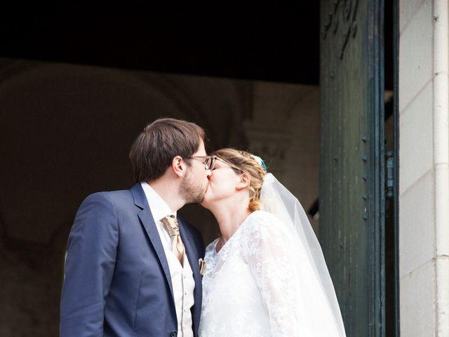 Le mariage de Matthieu et Anne Charlotte à Bouillé-Ménard, Maine et Loire 22