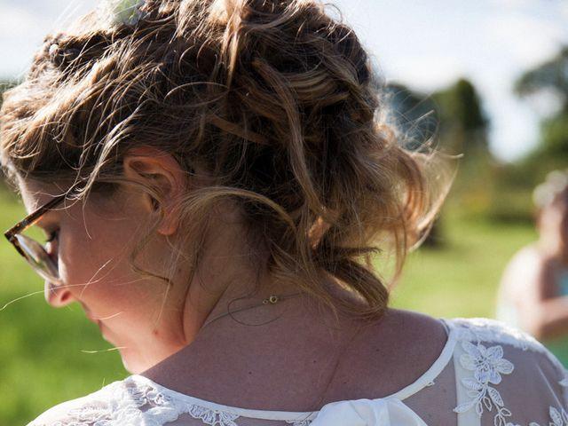 Le mariage de Matthieu et Anne Charlotte à Bouillé-Ménard, Maine et Loire 26