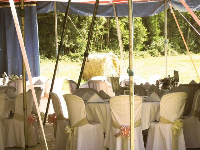 Le mariage de Matthieu et Anne Charlotte à Bouillé-Ménard, Maine et Loire 33