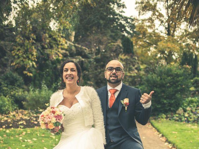 Le mariage de Mohamed et Gladys à Paris, Paris 6