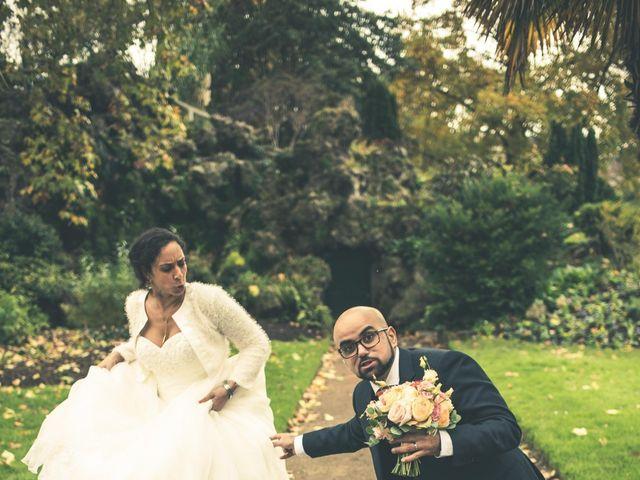 Le mariage de Mohamed et Gladys à Paris, Paris 7