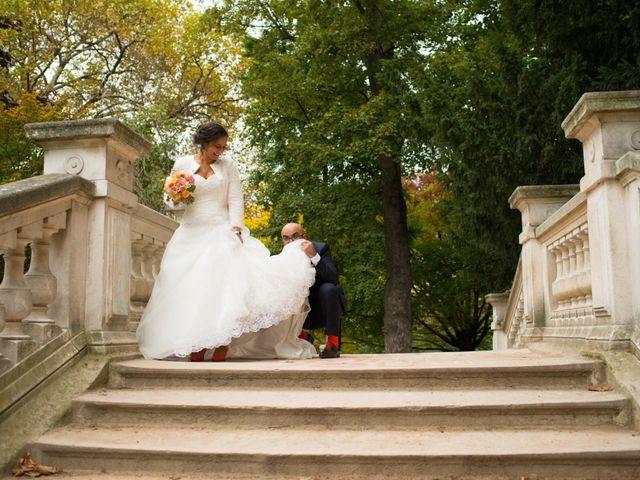 Le mariage de Mohamed et Gladys à Paris, Paris 10